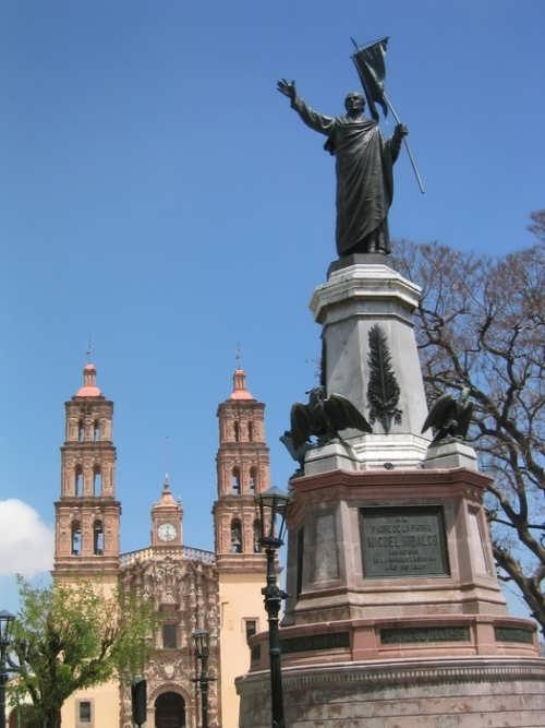 Monument to Hidalgo y Costilla