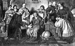 Lesser. The death of Copernicus