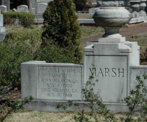 Grave of Margaret
