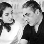 Onassis and Maria Callas