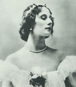 Pavlova in 1910