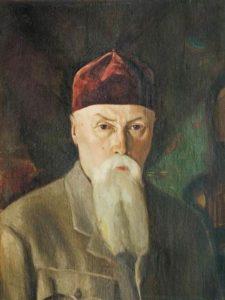 Roerich. Self-portrait