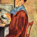 Amedeo Modigliani, Self-Portrait