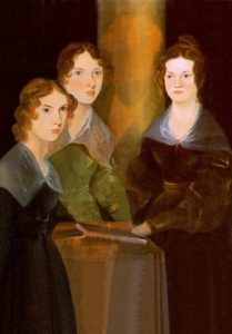 Charlotte, Emily and Anne Bronte