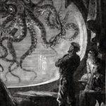Illustration to Twenty Thousand Leagues Under the Sea