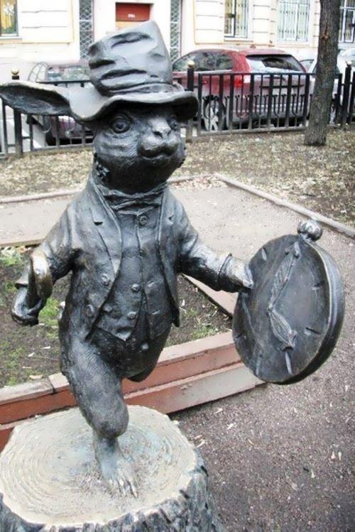 Monument to White Rabbit