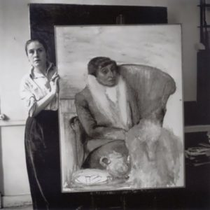 Maar and her portrait of Alice B. 1946
