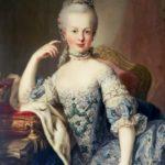 Artist Martin van Meytens, 1767