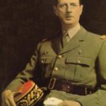 Charles de Gaulle - French soldier
