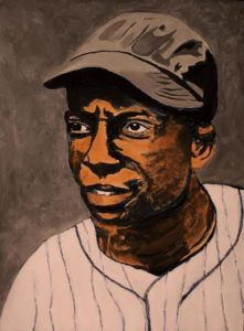 Portrait of Cool Papa Bell