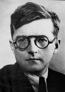 Shostakovich – famous composer