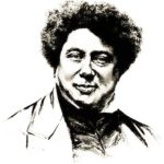 Alexandre Dumas - prolific French author