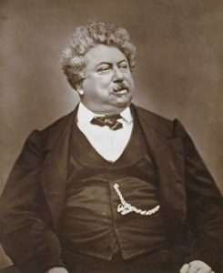 Alexandre Dumas Father – French writer