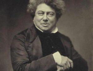 Dumas Father – famous writer