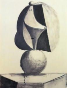 Figure (Dora Maar), 1945