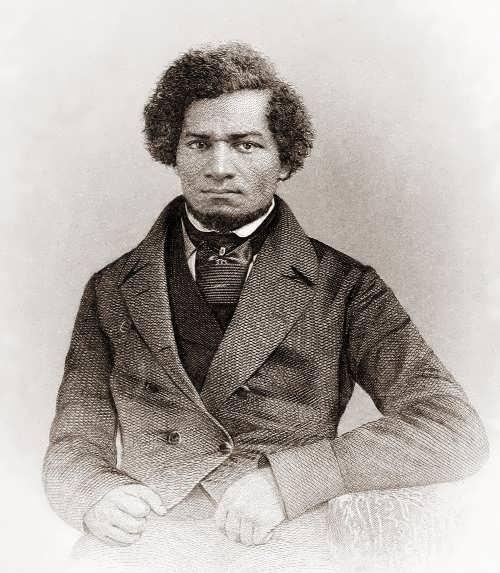 Frederick Douglass – American writer