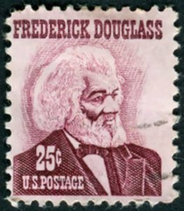 Postage Stamp dedicated to Frederick Douglass