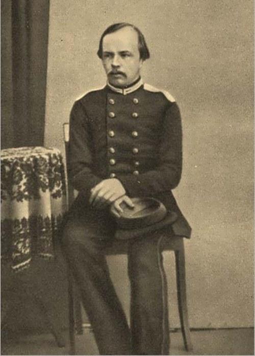 Fyodor Dostoevsky - Russian novelist