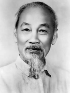 Ho fought to make Vietnam independent and Communist country