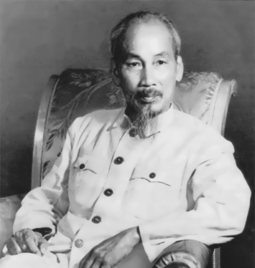 Ho Chi Minh - Vietnamese communist leader