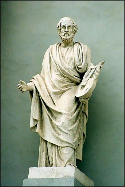 Homer – ancient poet