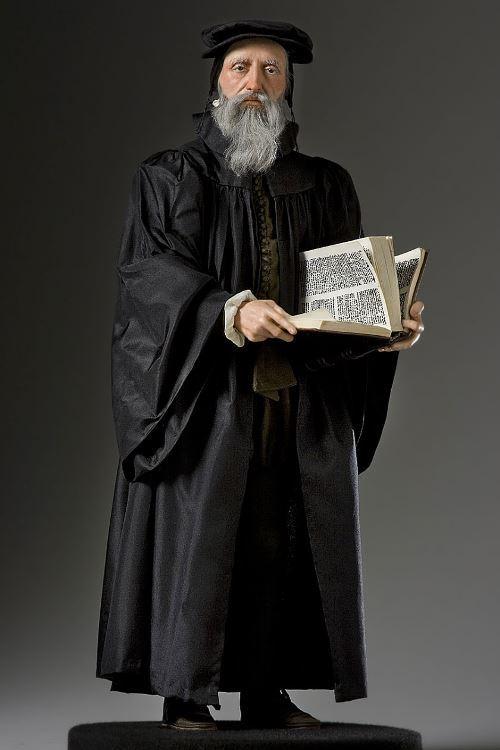 John Calvin - spokesman for the Protestant Reformation
