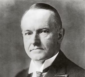 John Calvin Coolidge - 30th American president