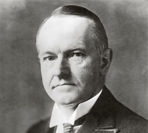 John Calvin Coolidge - 30th American president