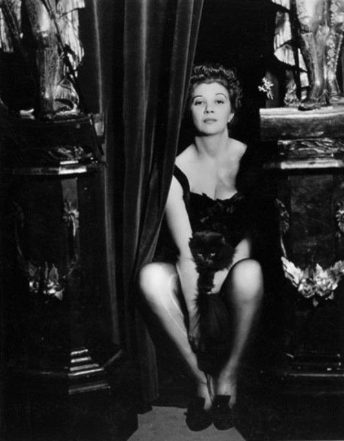 Portrait of Leonor Fini