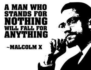 Malcolm X - African American leader