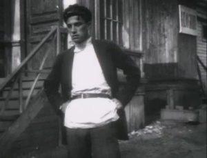 Mayakovsky as Hooligan