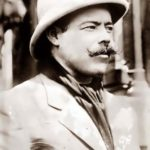 Francisco Villa - guerrilla of the warring phase of the Mexican Revolution