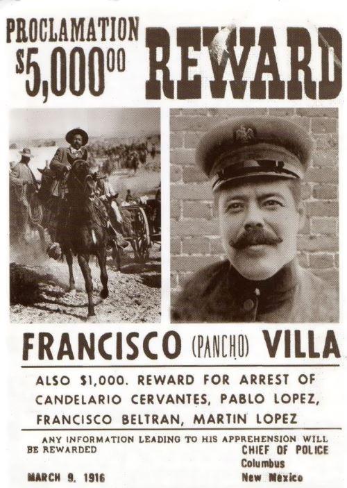 Pancho Villa - revolutionary general