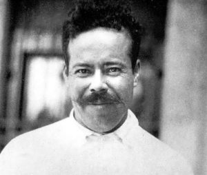 Pancho Villa - leader of the Mexican Revolution
