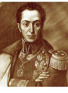 Bolivar - Latin American patriot