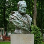 Bust of Hugo
