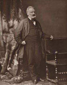 Victor Hugo - French poet and writer