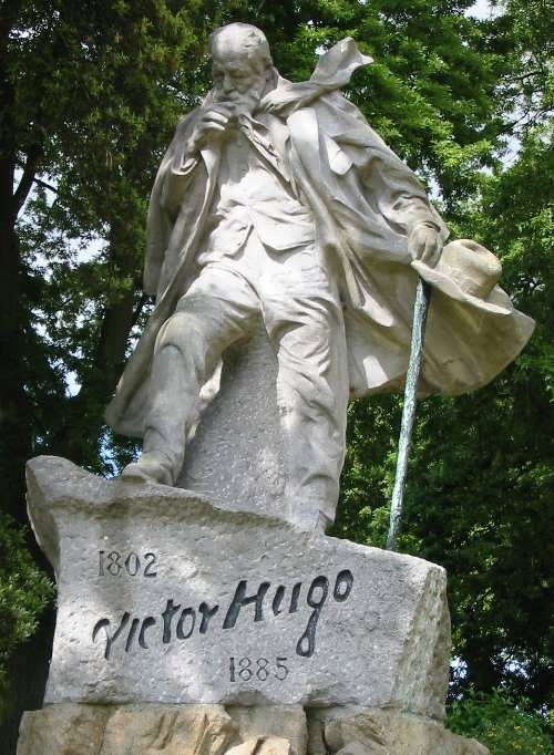 Monument to Victor Hugo