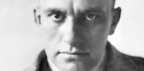 Vladimir Mayakovsky - one of the greatest poets of the XX century