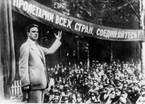 Mayakovsky – great Soviet poet