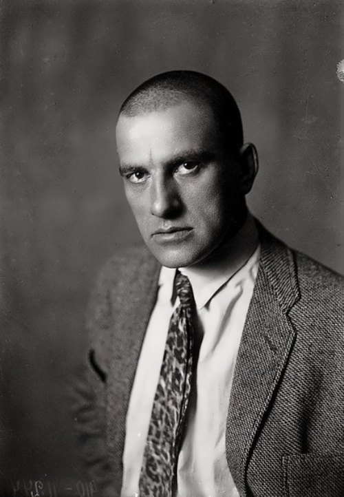 Mayakovsky - film director and actor