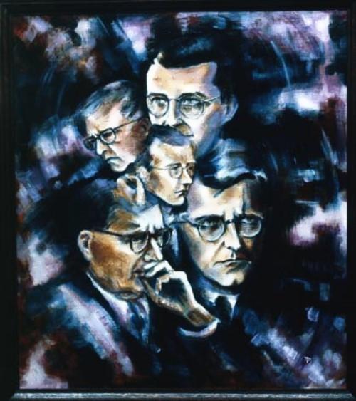 T. Apraksina. Faces of Shostakovich, 1986