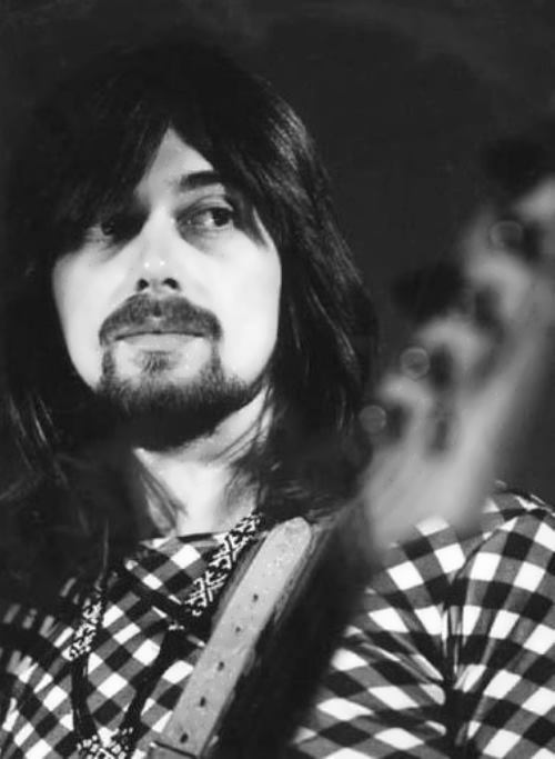 Boz Burrell - British bassist and singer