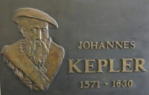 Kepler - founder of celestial mechanics
