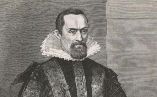 Kepler - founder of celestial mechanics