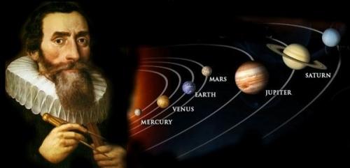 Johannes Kepler - Stargazer
