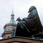 Johannes Kepler Monument, Germany by Detlev Van Ravenswaay