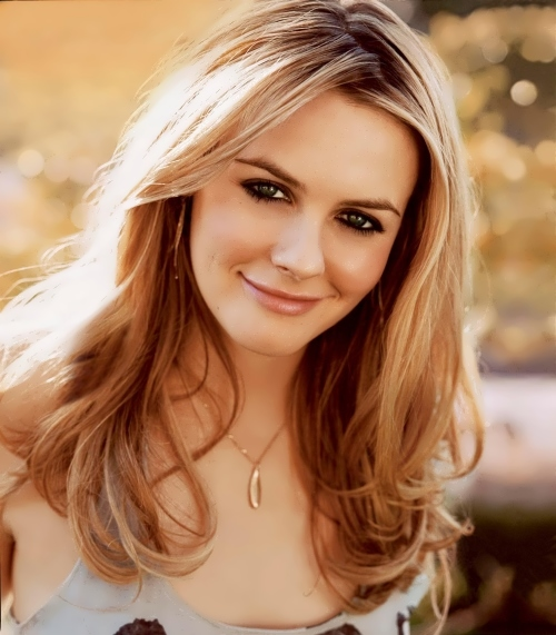 Alicia Silverstone - American actress