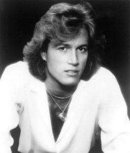 Andy Gibb - British singer