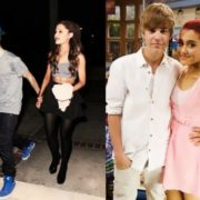 Ariana and Justin Bieber